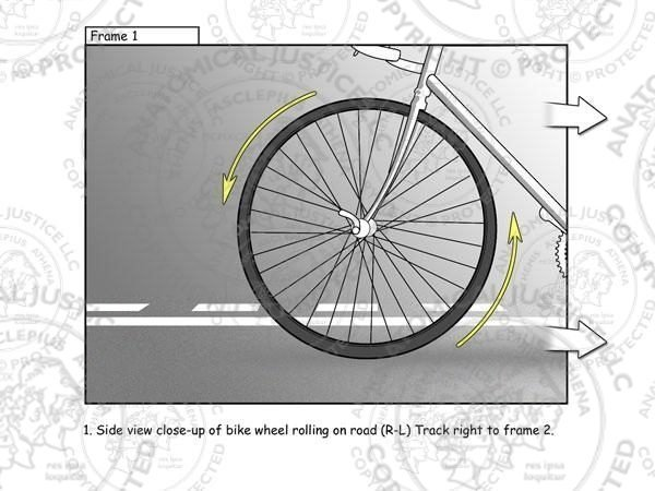 Brain on Bike Storyboards